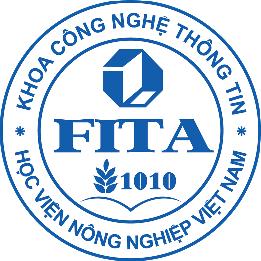 Khoa công nghệ thông tin Học viện Nông nghiệp Việt Nam