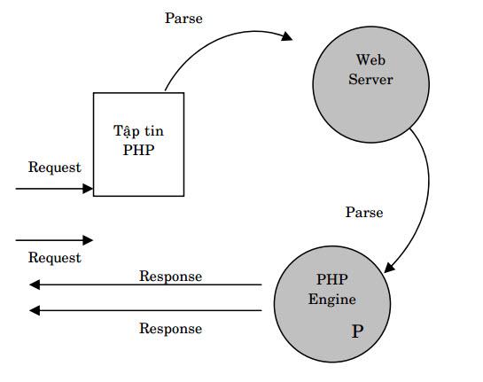 Mô hình lập trình php