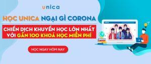Học online tại Unica